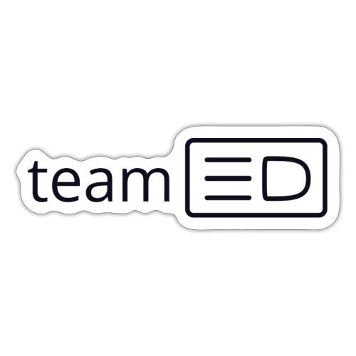 teamED - Sticker