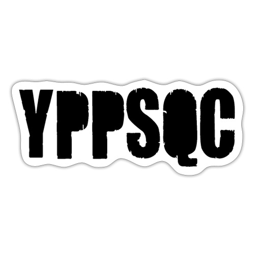 YPPSQC FACE - Autocollant
