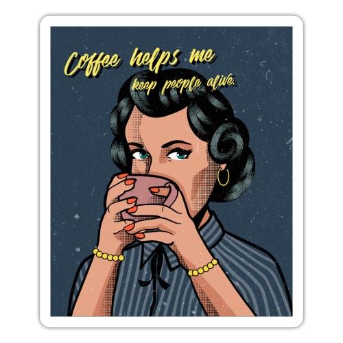 Coffee! - Sticker