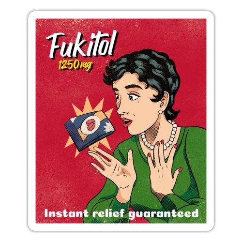 Fukitol 1250mg - Sticker
