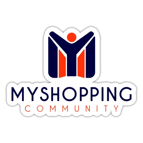 logo MYSC verticale - Adesivo