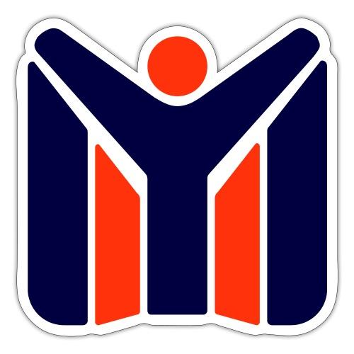 logo MYSC logo - Adesivo