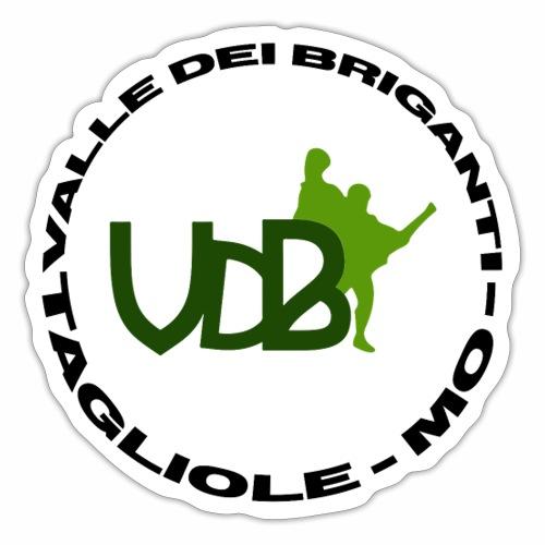 VdB Circle - Adesivo