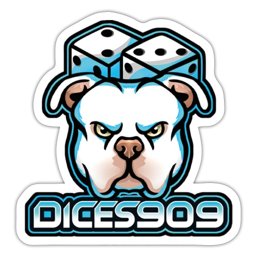 DICES909 V2 - Sticker