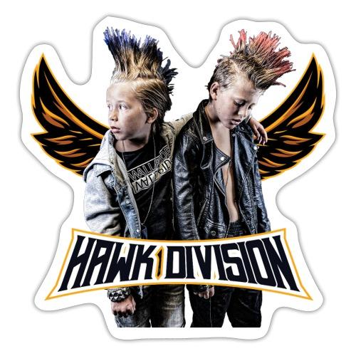Hawk Division - Sticker