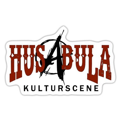 Husabula - Klistremerke