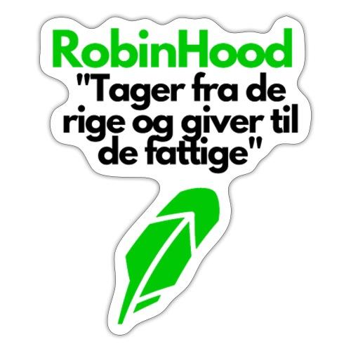 Robinhood - Sticker