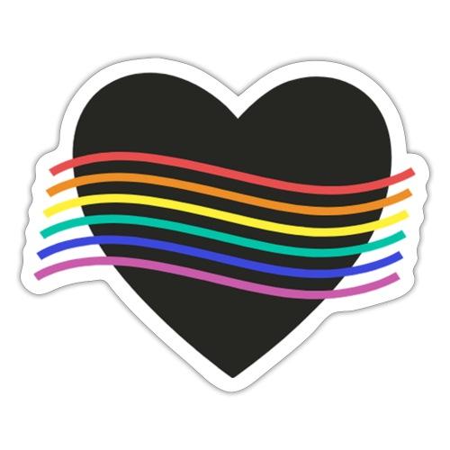 PROUD HEART - Sticker