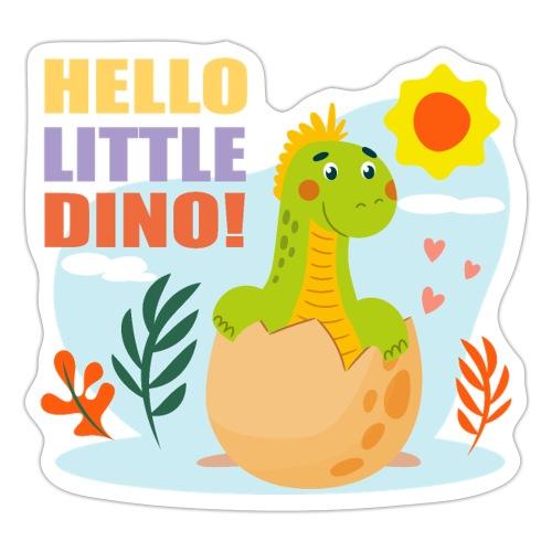 Little Dino - Pegatina