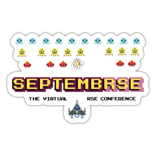 SeptembRSE Gaming Design - Sticker
