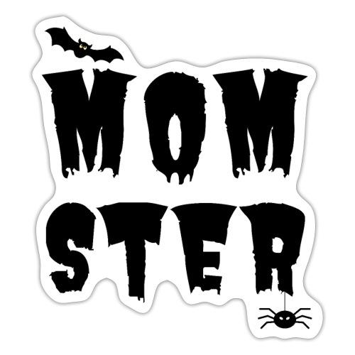 Momster - Klistremerke