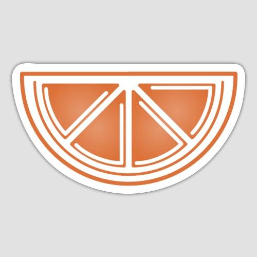 Mandarino design - Adesivo