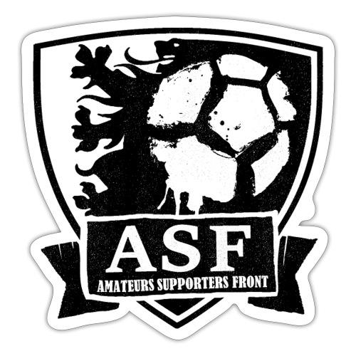 ASF logo witte achtergrond - Sticker