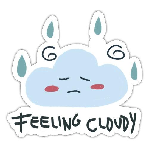 Sappy cloud - Pegatina