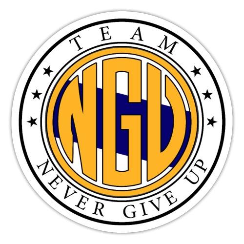 NGU Spezial Edition - Sticker