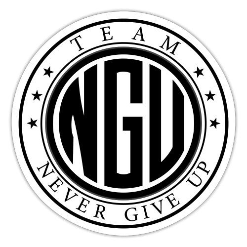 NGU Logo - Sticker