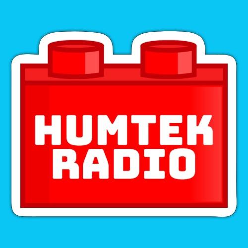Radio - Sticker