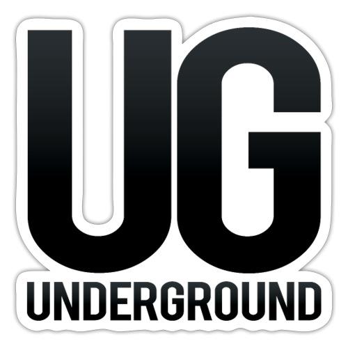 UG underground - Sticker