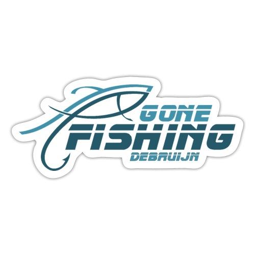 GONE-FISHING (2022) DEEPSEA/LAKE BOAT B-COLLECTION - Sticker