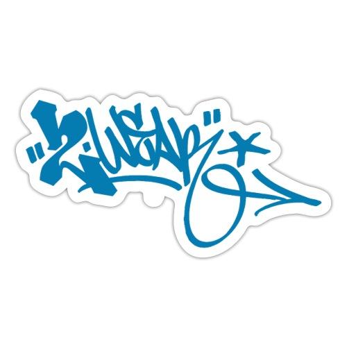 2wear Logo Masters Blue - Sticker