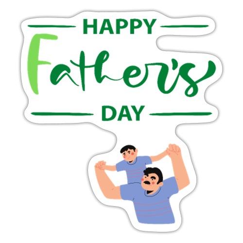 fathers day - Sticker