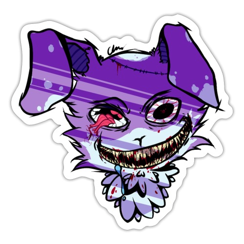 RABBIT! - Sticker