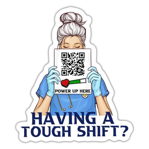 PowerUp - Sticker