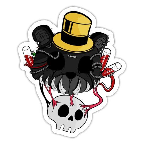 Freaddy boii! - Sticker
