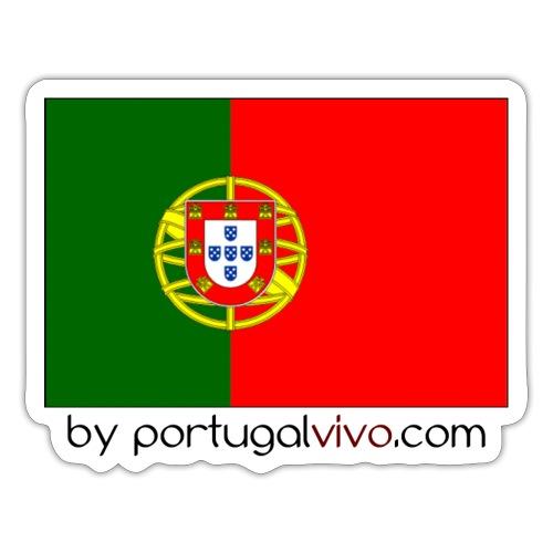 Drapeau Portugal - Autocollant