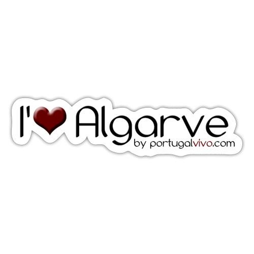 I Love Algarve - Autocollant