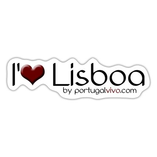I Love Liboa - Autocollant