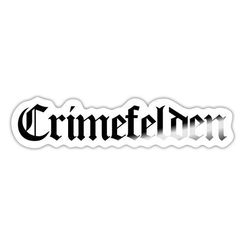 Crimefelden Logo - Sticker