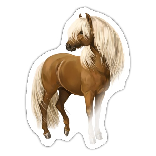 Pony Hengst - Sticker