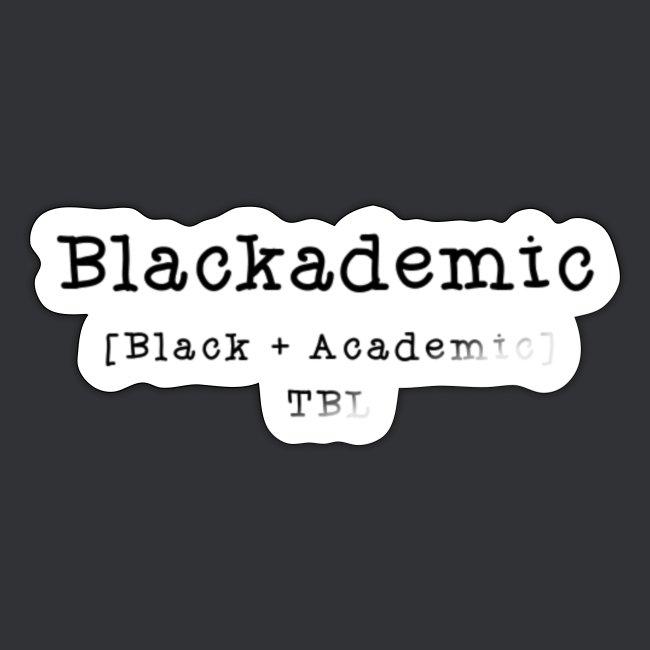 Equation Black + Academic