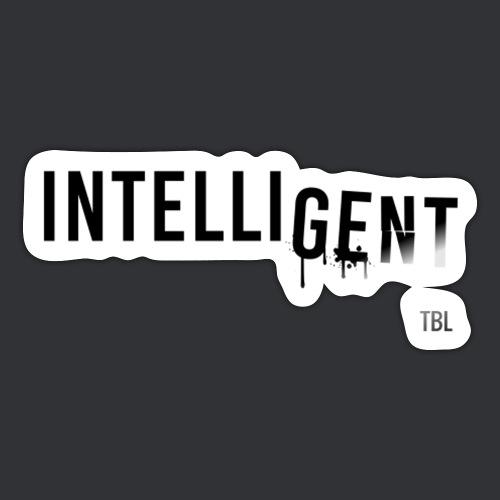 IntelliGENT - Sticker