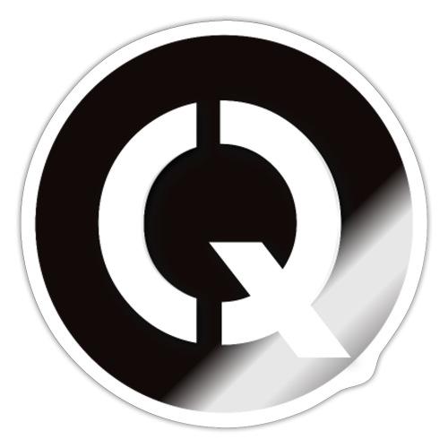 CryptoQuiz - Autocollant