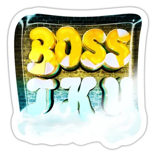BOSS TKU stickerstyle - Sticker