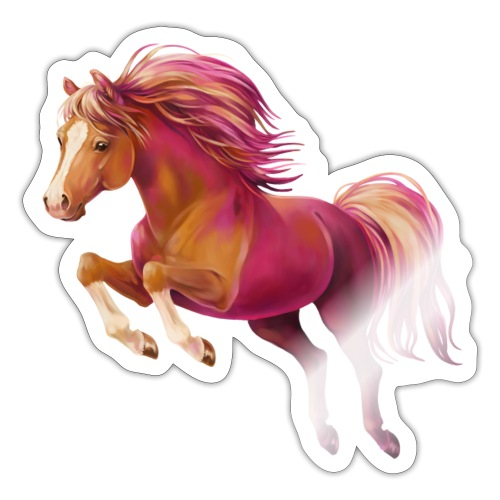 Cory the Pony - Sticker