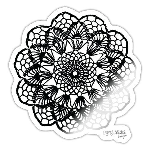 Grannys flower, musta - Tarra