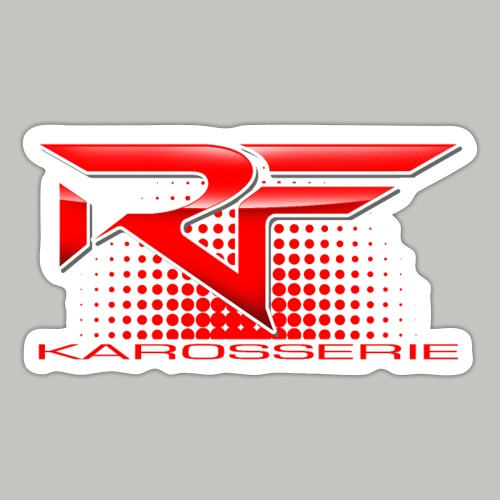 RF DESIGN Merch - Sticker