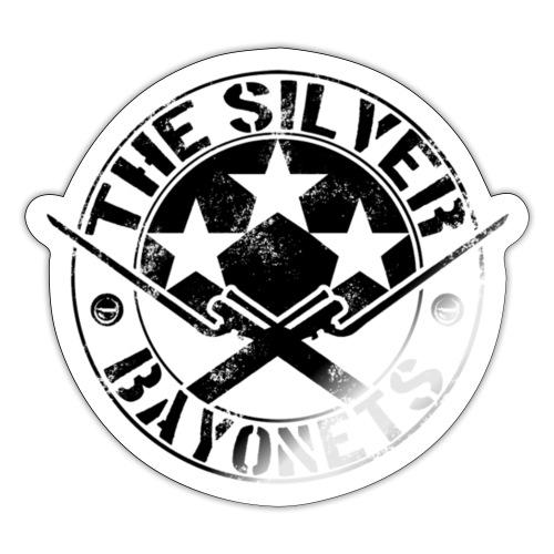 The Silver Bayonets (Logo) - Sticker