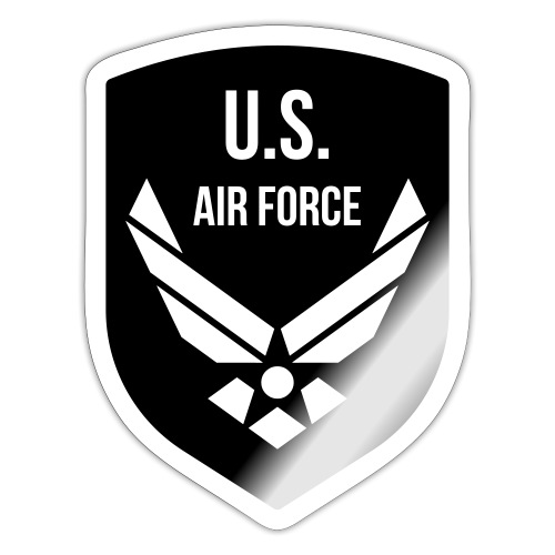 US Air force - Autocollant