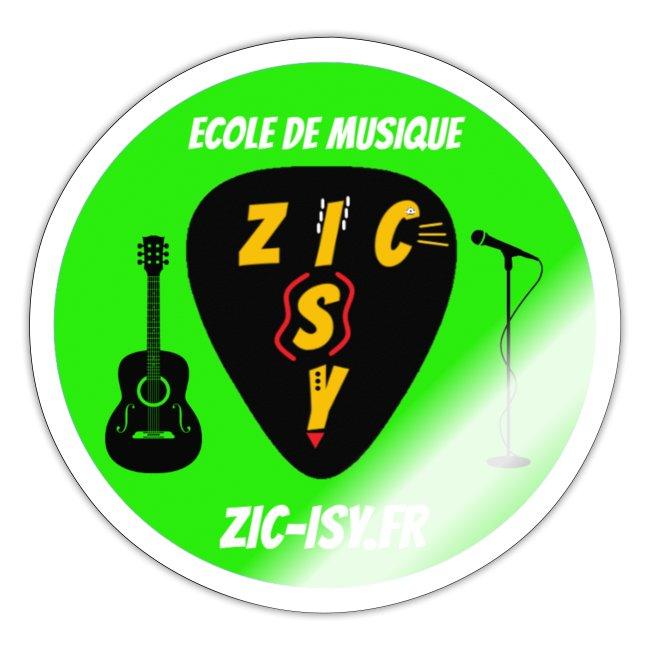 Zic izy ecole de musique vert