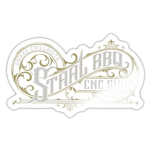 StaalBBQ - Sticker