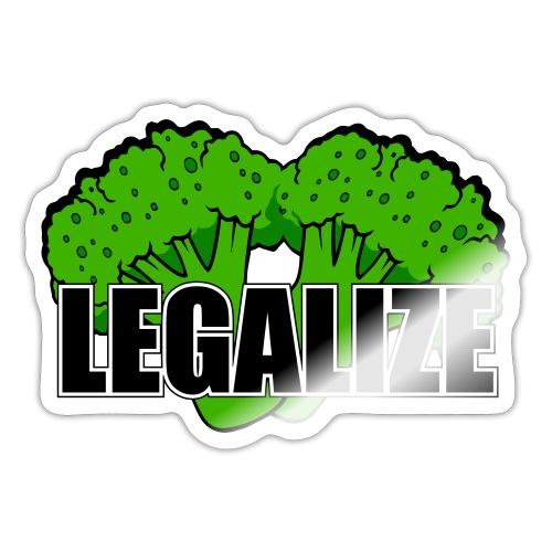 Legalize - Sticker