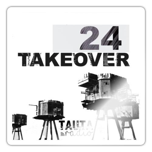 Tauta Takeover 24 - Sticker