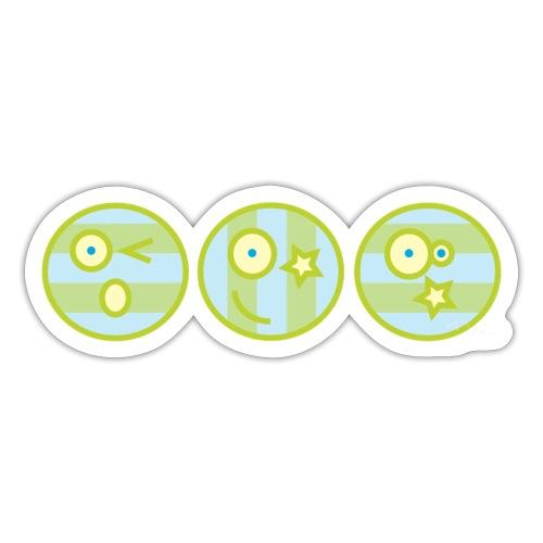 Smile multi4 - Sticker