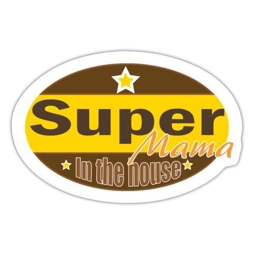 Super mama - Sticker