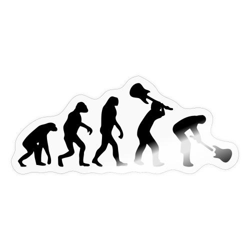 Evolution Rock - Pegatina
