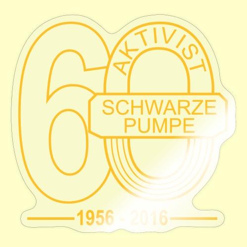 Jubiläumslogo 60 Jahre - Sticker